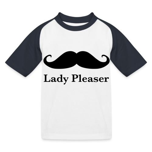 Lady Pleaser T-Shirt in Green - Kids' Baseball T-Shirt