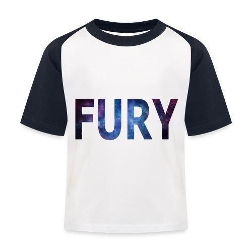 FURY - Baseball T-shirt til børn