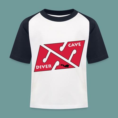 cave_diver_01 - T-shirt baseball Enfant