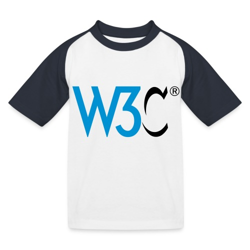 w3c - Kids' Baseball T-Shirt