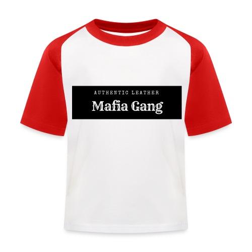 Mafia Gang - Nouvelle marque de vêtements - T-shirt baseball Enfant