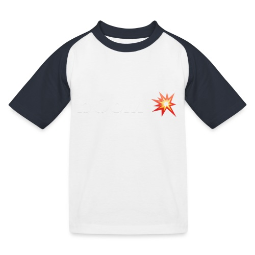 bOoM - Kids' Baseball T-Shirt