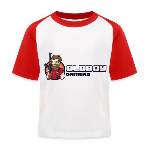 Oldboy Gamers Fanshirt - Baseball-T-skjorte for barn