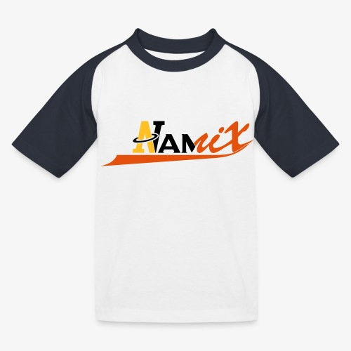 Namix - T-shirt baseball Enfant