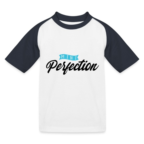 Petit perfection t shirt humour cadeau noel - T-shirt baseball Enfant