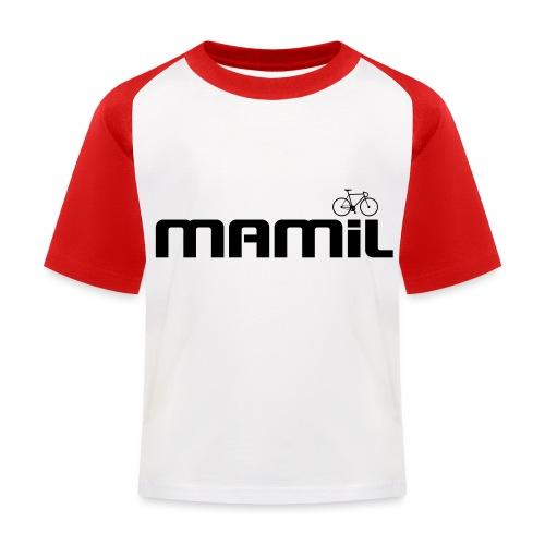 mamil1 - Kids' Baseball T-Shirt