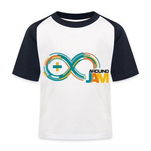 T-shirt Arduino-Jam logo - Kids' Baseball T-Shirt