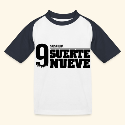 Logo Suerte - T-shirt baseball Enfant