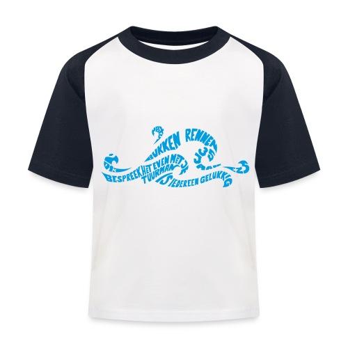 EZS T shirt 2013 Front - Kinderen baseball T-shirt