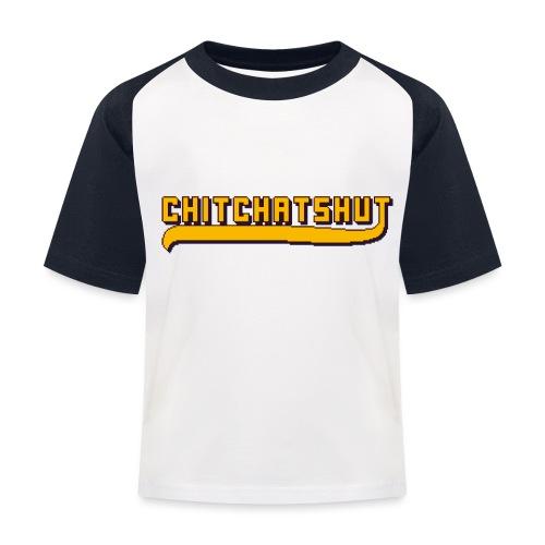 Logo - Kids' Baseball T-Shirt