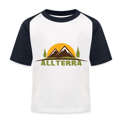 camiseta básica Alterra - Camiseta béisbol niño