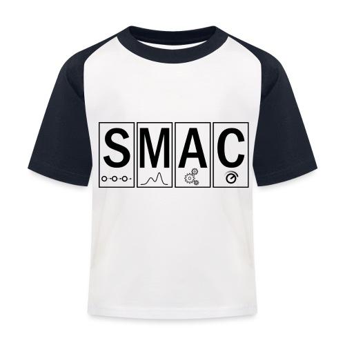 SMAC3_large - Kids' Baseball T-Shirt
