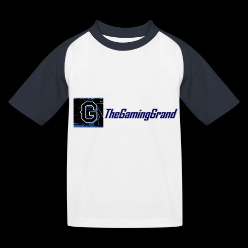 grand picture for white - Kids' Baseball T-Shirt