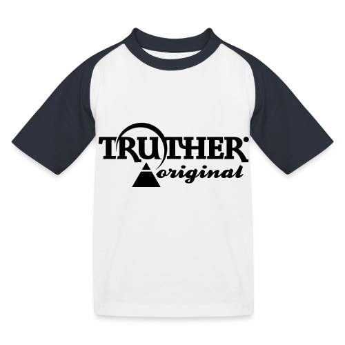 Truther - Kinder Baseball T-Shirt