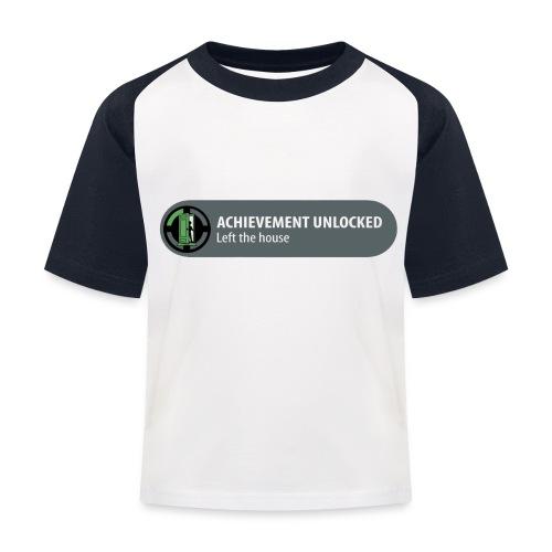Achievement - Kinderen baseball T-shirt