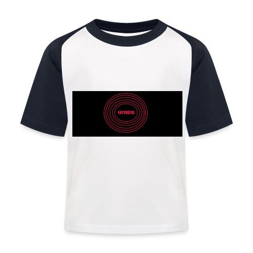 HHHHH - Baseball T-shirt til børn