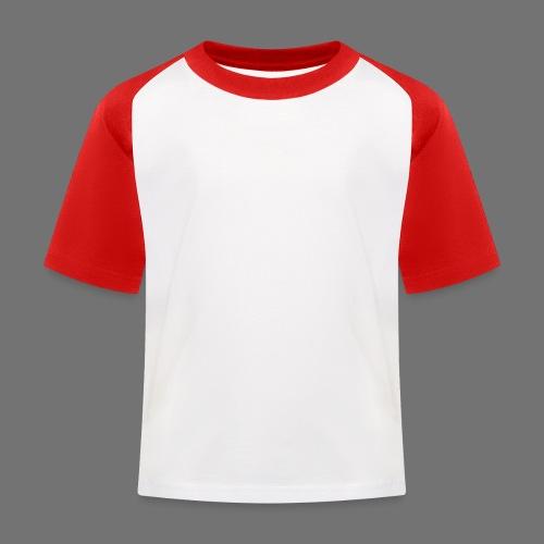 160 BPM (valkoinen pitkä) - Lasten pesäpallo  -t-paita