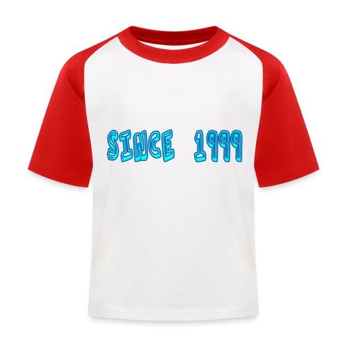 Since 1999 - Lasten pesäpallo  -t-paita