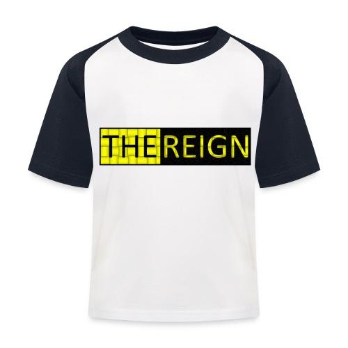 theREIGN Logowear - Kids' Baseball T-Shirt