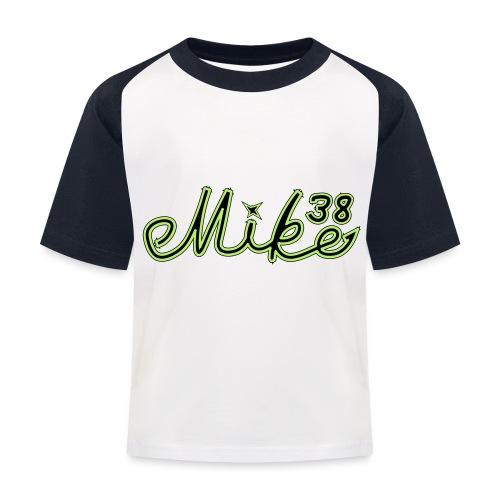 mike38teksti - Lasten pesäpallo  -t-paita