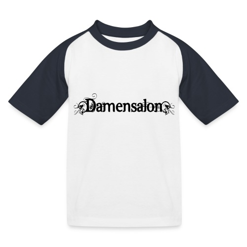 damensalon2 - Kinder Baseball T-Shirt