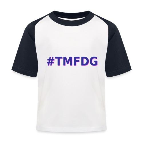 Collection : 2019 #tmfdg - T-shirt baseball Enfant