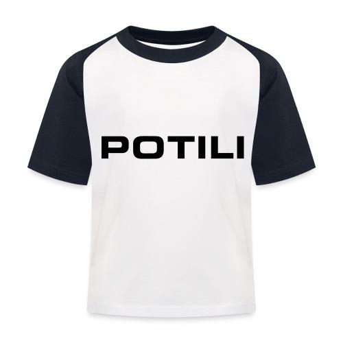 Potili - Kids' Baseball T-Shirt