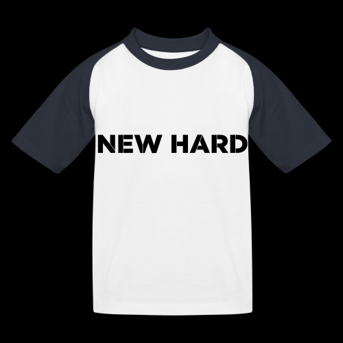 NAAM MERK - Kinderen baseball T-shirt
