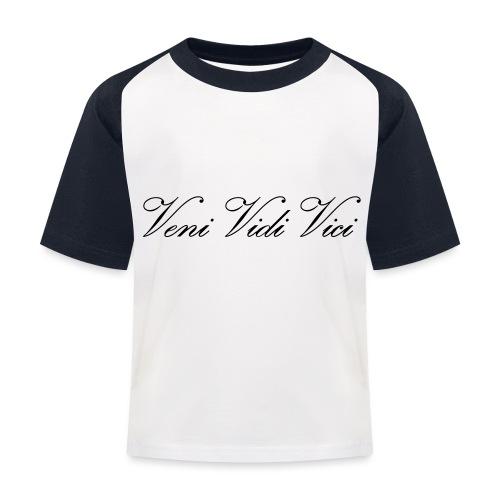 Veni Vidi Vici - Lasten pesäpallo  -t-paita