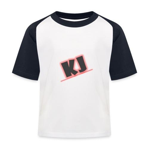 kj merch - Kids' Baseball T-Shirt