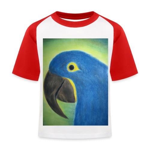 Hyasinttiara - Lasten pesäpallo  -t-paita