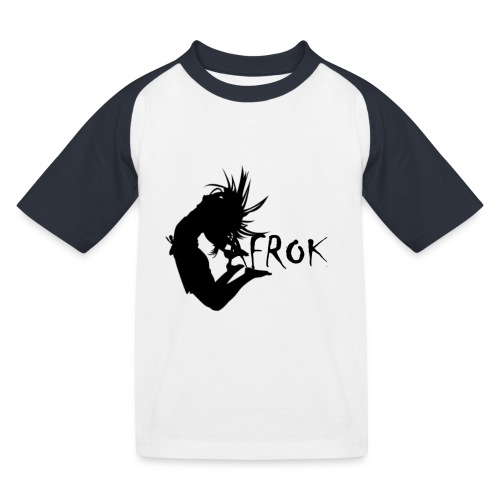 AFROK BRAND ® - Kids' Baseball T-Shirt