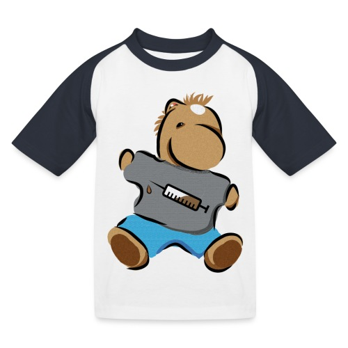 Breitmarra - Kinder Baseball T-Shirt