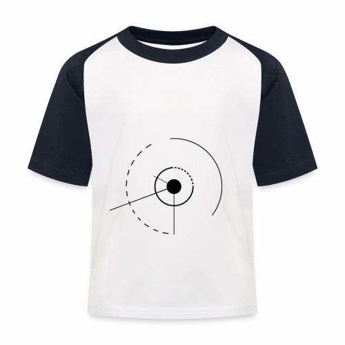 cercles et angles - T-shirt baseball Enfant