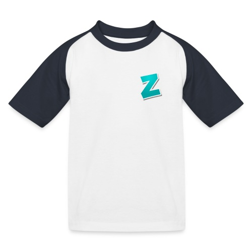 Z3RVO Logo! - Kids' Baseball T-Shirt