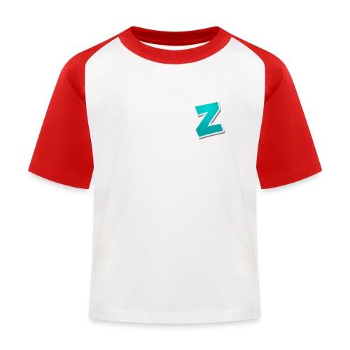 Z3RVO Logo! - Kids' Baseball T-Shirt