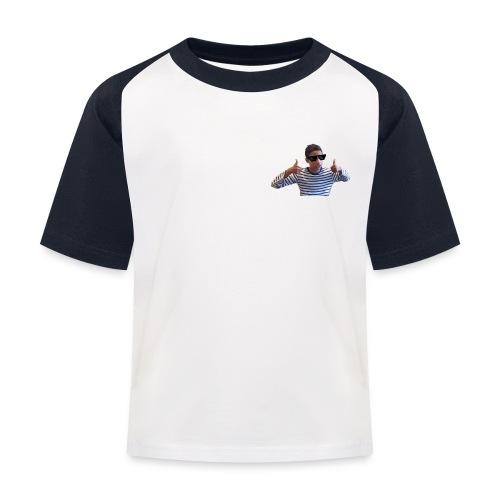 mlg mig png - Baseball T-shirt til børn