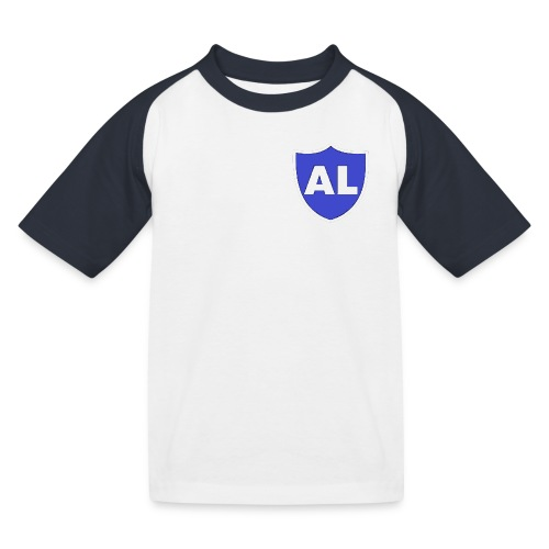 shop two png - Kids' Baseball T-Shirt