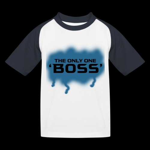 the only one BOSS - Kinder Baseball T-Shirt