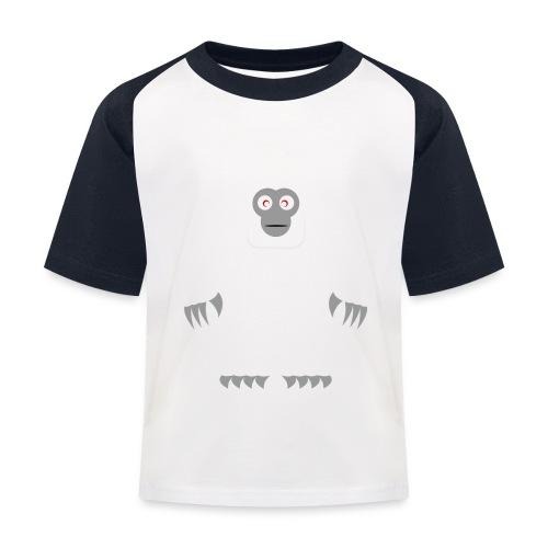 Yeti - Kinder Baseball T-Shirt