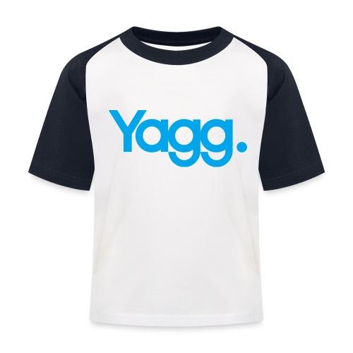 yagglogorvb - T-shirt baseball Enfant