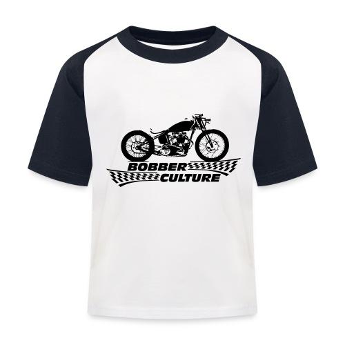 Bobber Culture - Camiseta béisbol niño