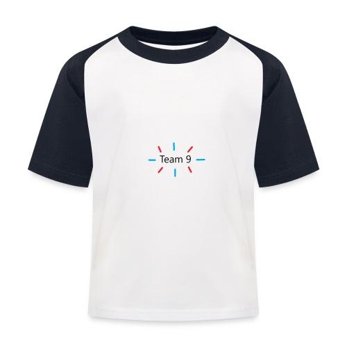 Team 9 - Kids' Baseball T-Shirt