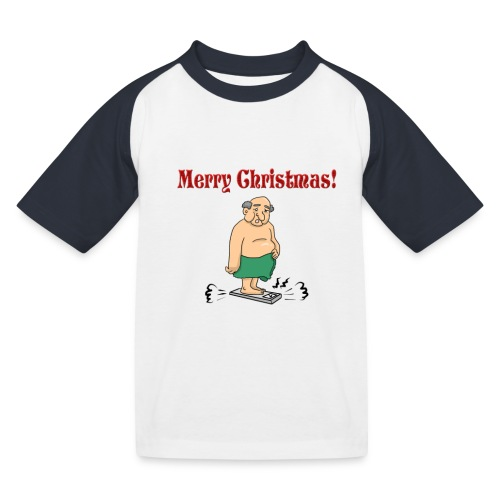Merry christmas ! - T-shirt baseball Enfant
