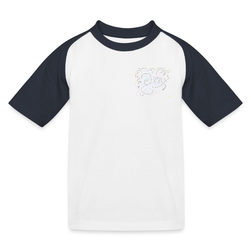 tin brouller - T-shirt baseball Enfant