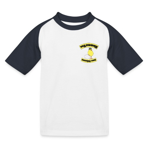 yellowbird final - T-shirt baseball Enfant