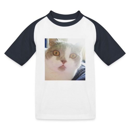 George T-Shirt (Kinderen) - Kinderen baseball T-shirt