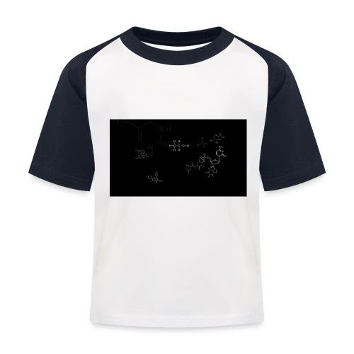 FessorVidenskabsTrøjen - Baseball T-shirt til børn