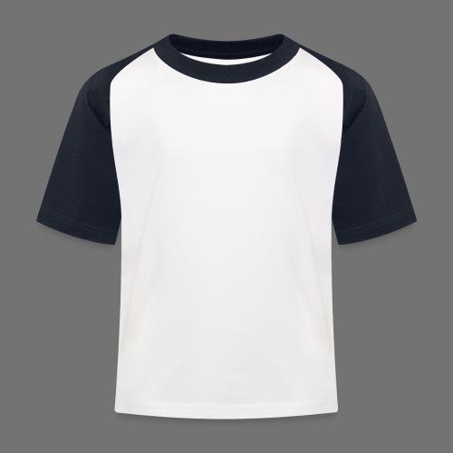 Fingerprint DNA (white) - Kinder Baseball T-Shirt