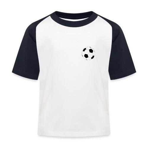 Fussball - Kinder Baseball T-Shirt